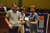 """Fabio Azzolini - premio """"Gianni Spiriti"""" 2017-18"""